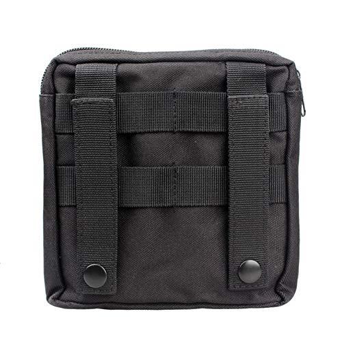 EFINNY Bolsa de Nylon Molle Bolsa de Caza Paquete de Cintura EDC Herramienta Equipo de Supervivencia al Aire Libre Caja de Teléfono de Utilidad Al Aire Libre Impermeable
