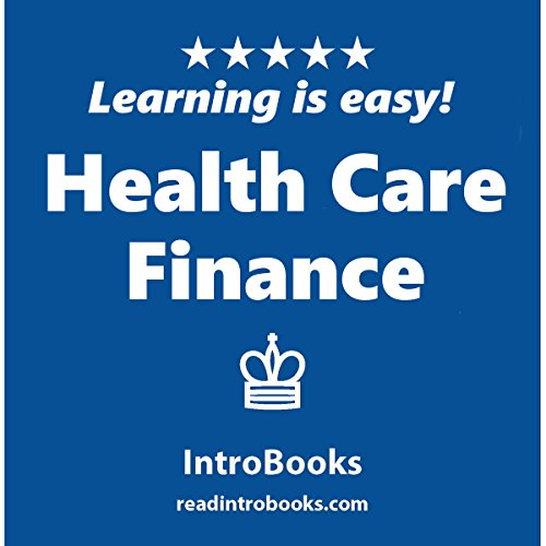 Health Care Finance audiobook cover art
