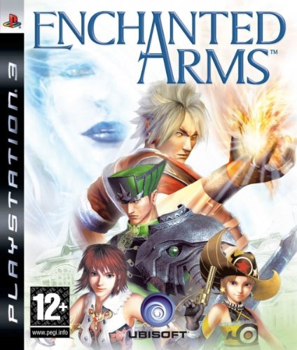 Ubisoft Enchanted Arms, PS3