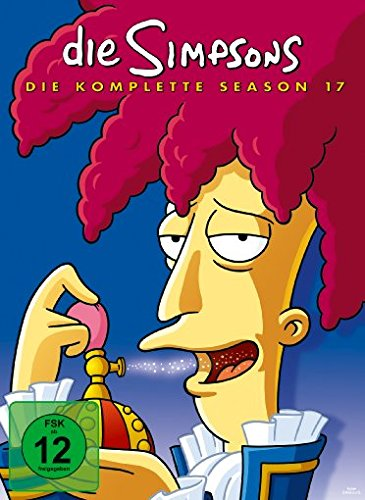The Simpsons - Die komplette Season 17 [Collector's Edition] [4 DVDs]