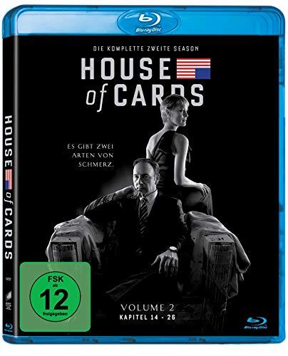 House of Cards - Season 2 [Blu-ray]