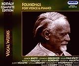 Canciones Populares Hungaras (Kodaly..)