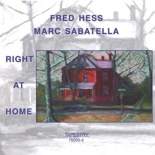 Fred Hess/Marc Sabatella