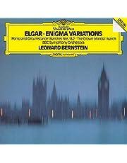 エルガー:エニグマ変奏曲、行進曲「威風堂々」第1番&第2番、他