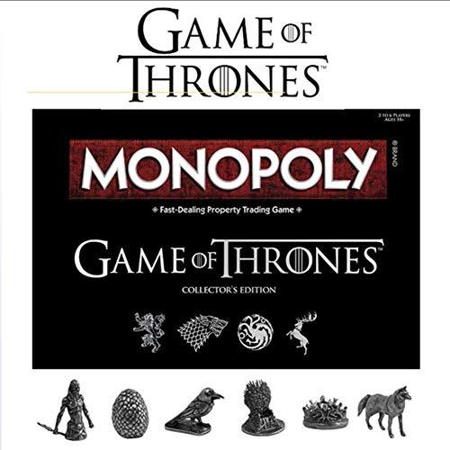 Iu Monopoly: Juego de Tronos edición coleccionista