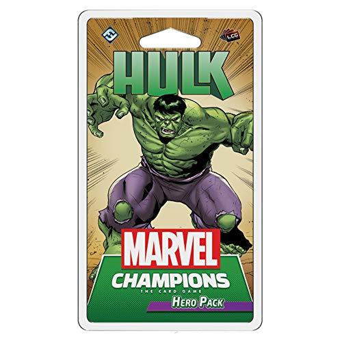 Marvel Champions - Das Kartenspiel LCG - Hulk | Hero Pack | ENGLISCH