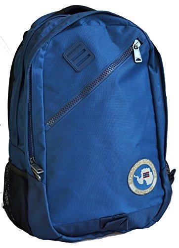 NAPAPIJRI Zaino Uomo Donna Big Backpack Men Woma Maps Blue Marine N8L01