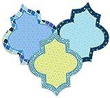 Eureka Educational Blue Harmony Assorted Diamonds (841357)