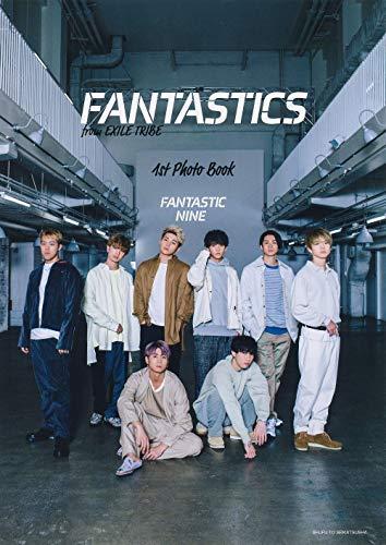 FANTASTICS from EXILE TRIBE 1st写真集 FANTASTIC NINE