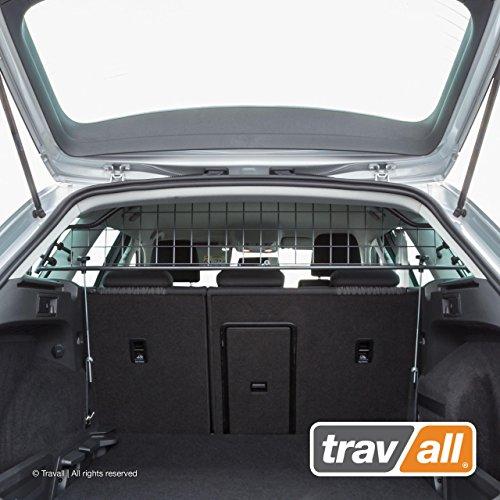 Travall® Guard Hundegitter TDG1445 - Maßgeschneidertes Trenngitter in Original Qualität