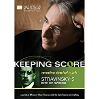 Stravinsky - Rite of Spring / Keeping Score [Blu-ray] [Import]