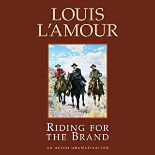 Riding for the Brand (Dramatized) cover art