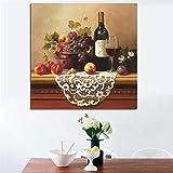 Pintura por N/úmeros WYLUWLI Pintura digital DIY Calavera Rose Flor Lienzo Decoraci/ón de la boda Arte Imagen Regalo sin marco 40x50