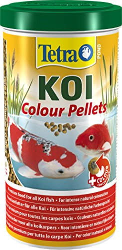 Tetra - 203501 - Pond Koi Colour Pellets - 1 L
