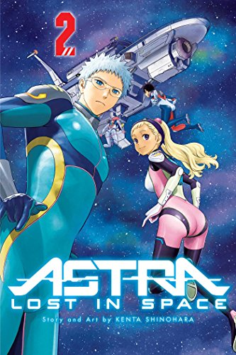 Astra Lost in Space, Vol. 2 [Idioma Inglés]