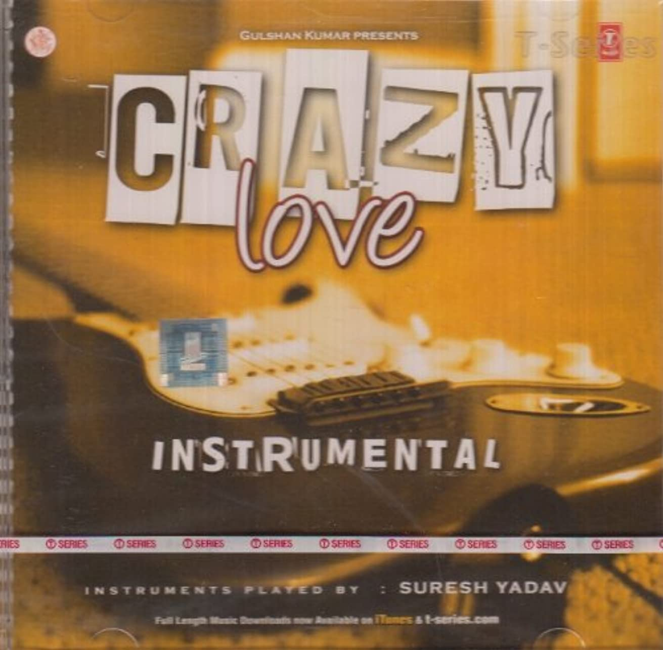 Crazy Love Instrumental: Bollywood & Hindi i956605599262621