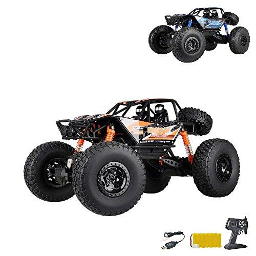 2,4Ghz RC ferngesteuerter 4WD Antrieb Crawler-Buggy, Kletterfahrzeug, Truck, Fahrzeug, Maßstab 1:14, Auto, Car, Komplett-Set*