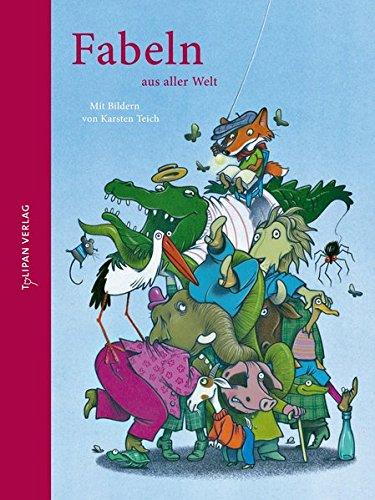 Fabeln aus aller Welt (Hausbuch)