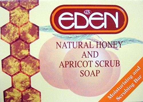 Eden Savon gommage naturel miel et abricot 150 g