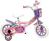 Mia and Me Fahrrad Kinder Rosa 12'