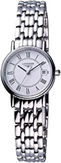 Longines Grande Classique White Dial Ladies Watch L43194116