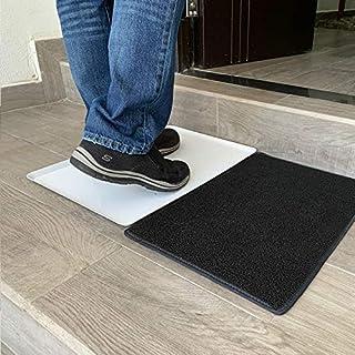 Tapete Desinfectante Sanitizante de zapatos + Gratis Tapete Secador.…