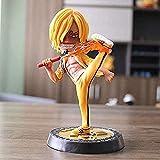NDYD Modelo Juguetes Juguetes De Una Pieza Anime Figura Kung Fu Diez Jugadores Primer Modelo Juguete...