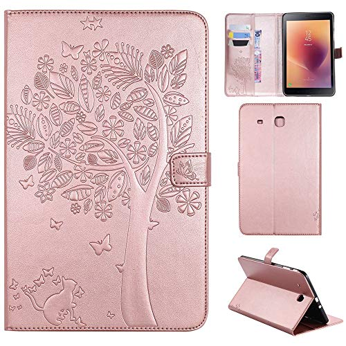 RZL PAD & TAB cases For Samsung Galaxy Tab E 9.6', Shockproof Stand Cover Leather Tablet Cover Auto Sleep Wake Smart Case For Samsung Galaxy Tab E T560 SM-T560 9.6 inch (Color : ROG)