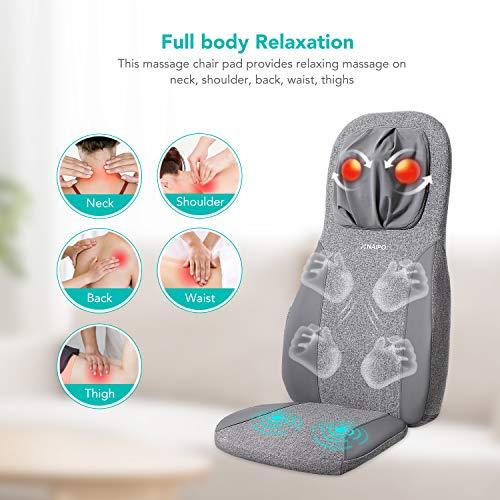Bild 1: NAIPO Rückenmassagegerät