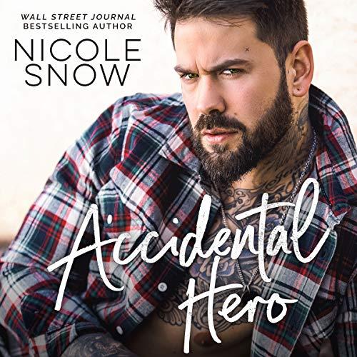 Accidental Hero audiobook cover art