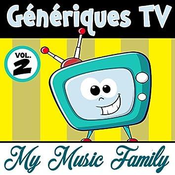 Génériques TV - Volume 2