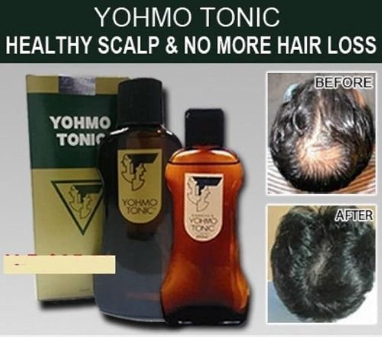 不毛杖害YOHMO 強壮剤200ml 使用する育毛剤外部日本脱毛強壮剤