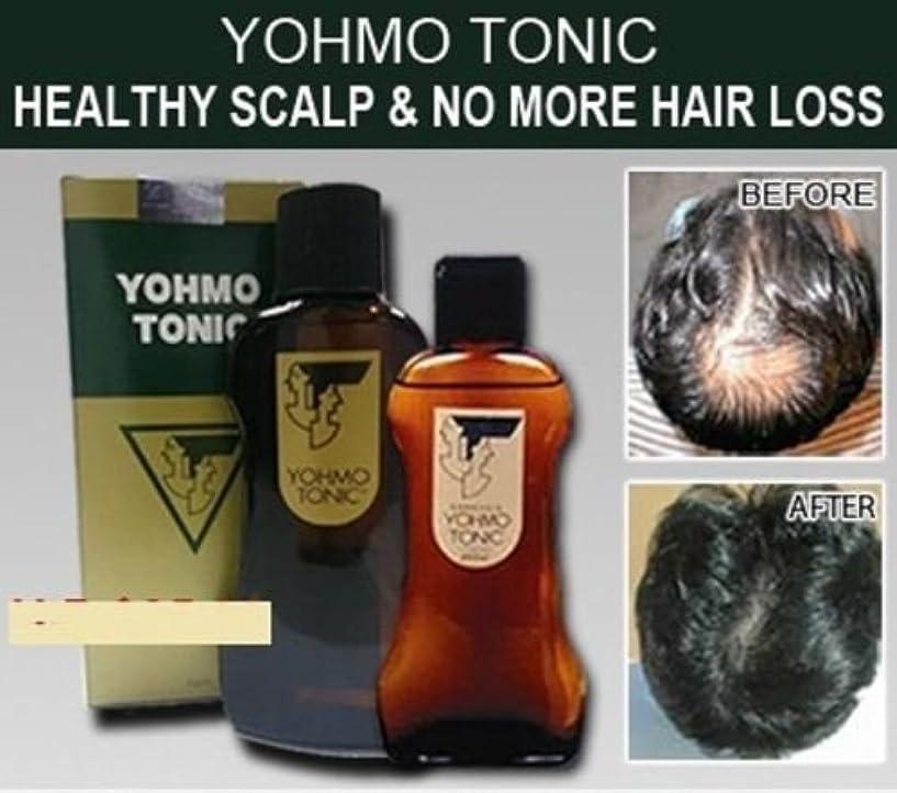 感謝祭ダルセットアレルギーYOHMO 強壮剤200ml 使用する育毛剤外部日本脱毛強壮剤