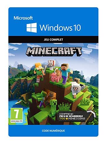 Minecraft Windows 10 Starter Collection | Xbox One - Code jeu à télécharger