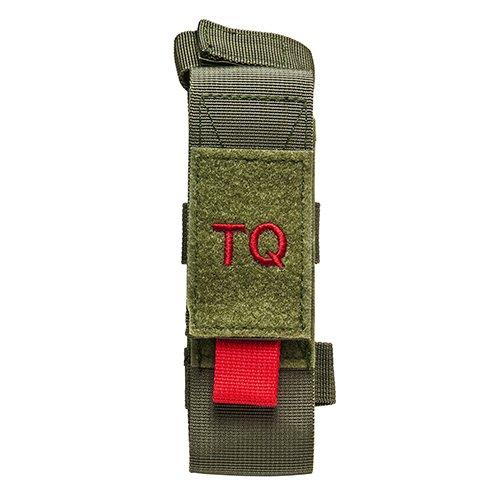 NcSTAR Vism Tourniquet and Tactical Shear Pouch Green