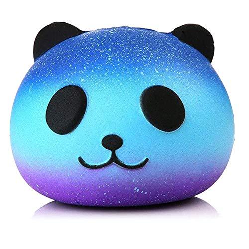 Squishie Galaxie Panda Süß Kinder Spielzeug Geschenk Langsam Steigend Antistress Squishy Galaxy Panda Slow Rising Kawaii Soft Gift