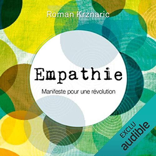 Page de couverture de Empathie : Manifeste pour une révolution