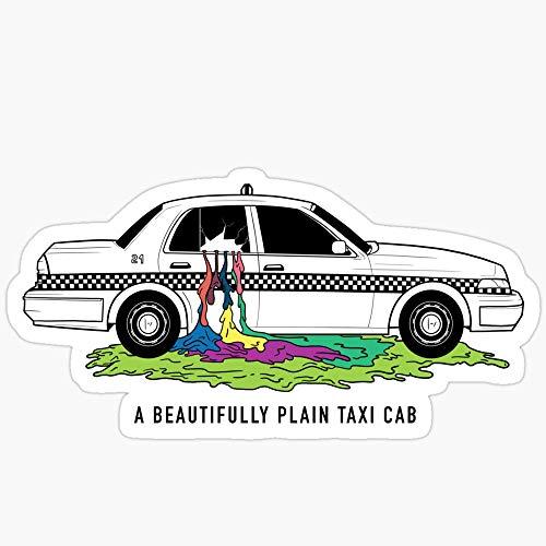 Deangelo Twenty One Pilots - Pegatinas para Taxi (3 Piezas/Paquete)