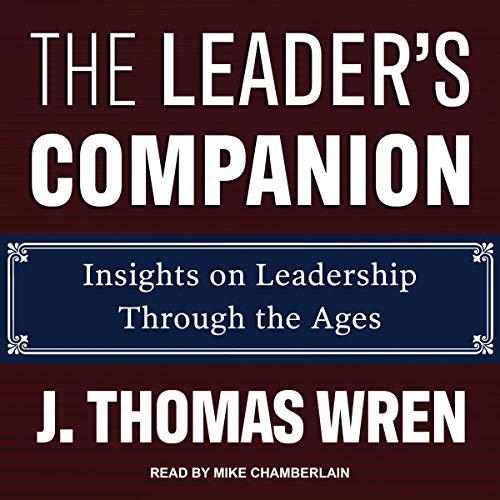 Page de couverture de The Leader's Companion