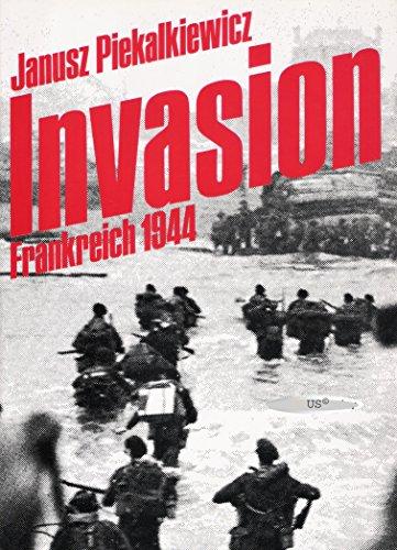 Invasion Frankreich 1944