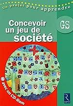 Concevoir un jeu de société (French Edition)