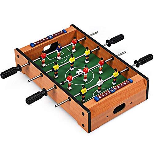Giantex 20' Foosball Table, Easily Assemble Wooden Mini...
