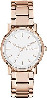 DKNY Women's NY2344 SOHO Analog Quartz Rose Gold Watch