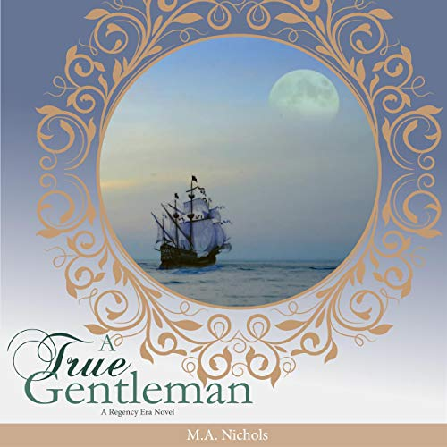A True Gentleman audiobook cover art