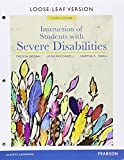 Instruction of Students with Severe Disabilities, Pearson eText - Access Card (8th Edition)