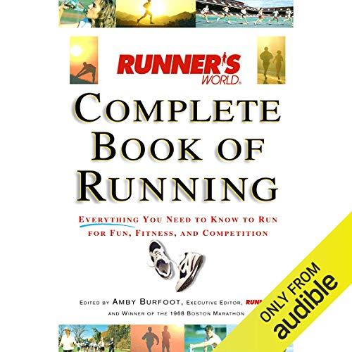 Page de couverture de Runner's World Complete Book of Running