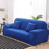 Funda de sofá elástica Moderna para sofá de Esquina, Funda para sofá, Funda para Silla para Sala de Estar A3, 1 Plaza