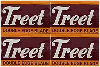 40 ostrzy do golenia Treet Carbon Steel