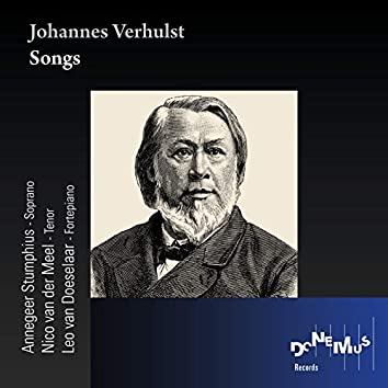 Johannes Verhulst: Songs