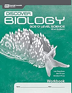Discover Biology GCE 'O' Level Science Workbook (2nd Edition)